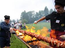 Veel ongelukken met barbecue of vuurkorf