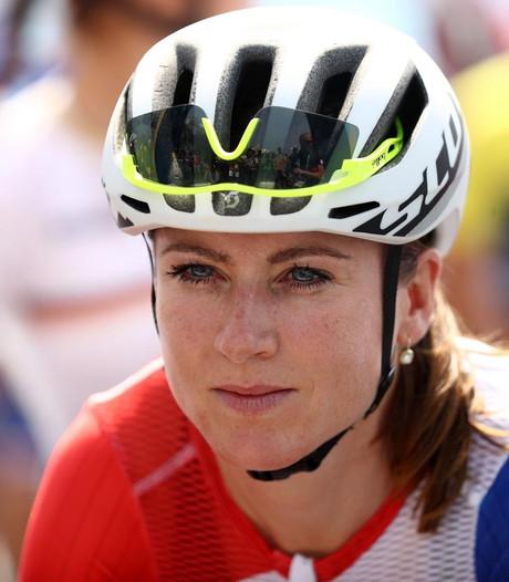 Wielrenster Annemiek van Vleuten blij om Ladies Tour