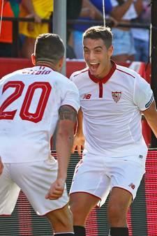 Sevilla naar tweede plaats na zege op Alavés