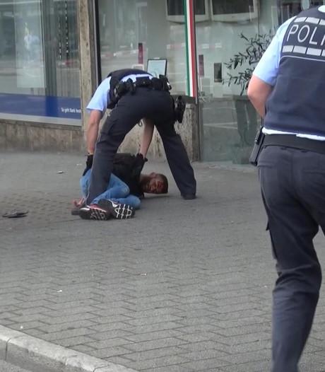 Man met machete vermoordt vrouw in Duitsland