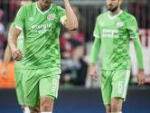 PSV heeft goede resultaten nodig in dubbel met Sparta