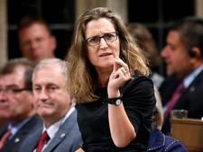 Canadezen naar huis zonder CETA-akkoord