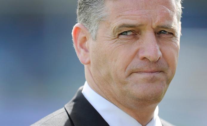 Trainer John Lammers van Jong Vitesse