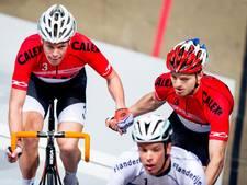 Havik en Stroetinga stijgen naar derde plaats op zesdaagse