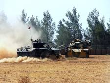 'Turkije zal aanval Syrische rebellen op Jarablus steunen'