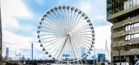 Rotterdam op zoek naar andere plek voor reuzenrad