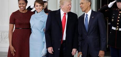 LIVE: Trump en aanhang onderweg naar Capitool