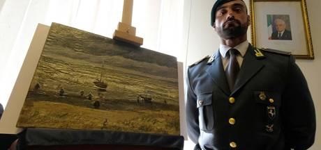 'Van Gogh-dief wilde schilderijen teruggeven'