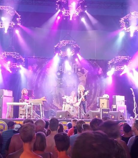 Psychedelische rock van DeWolff op Zwarte Cross