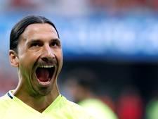 Zlatan traint donderdag voor het eerst mee met United