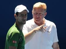Becker: Djokovic werkte niet hard genoeg