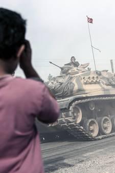 Turkije: Het is ons recht om troepen in Syrië te houden