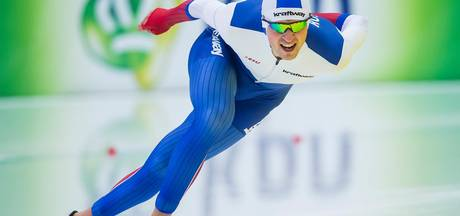 Sterke Joeskov wint 1500 meter, Krol achtste
