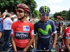 Quintana rijdt Atapuma uit leiderstrui in Vuelta