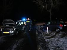 Belg gewond door ongeval