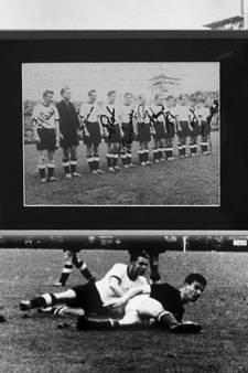 Foto Duitse voetbalhelden van 1954 ontvreemd