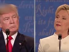 Nieuwe Lucky TV-filmpje Trump-Clinton weer een hit