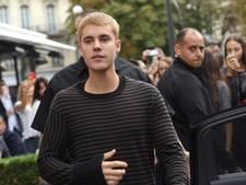 Bargevecht Justin Bieber in Duitsland loopt met sisser af