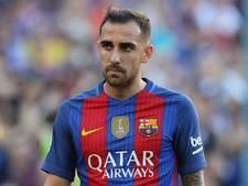 Alcácer tegen oude club op jacht naar eerste Barça-goal