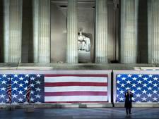 Trump belooft echte veranderingen op onrustige vooravond inauguratie