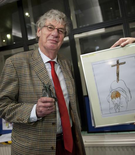 'Uitgewerkte' Peter van Straaten wint weer Inktspotprijs