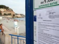 Boerkini-ban in Nice: politie dwingt vrouw tuniek uit te trekken