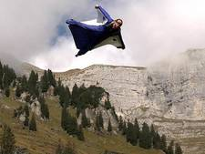Beroemde basejumper Polli overlijdt na vlucht tegen boom