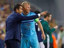 Van Geel wil contract Van Bronckhorst verlengen