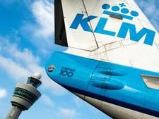 Cabinepersoneel KLM gaat harder actie voeren