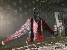 N'Kufo weer in het rood bij stadion FC Twente