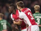 Laconiek Ajax eenvoudig langs FC Groningen