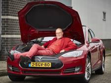 Tesla-rijder Vincent Everts: Mijn auto rijdt veel veiliger dan de mens