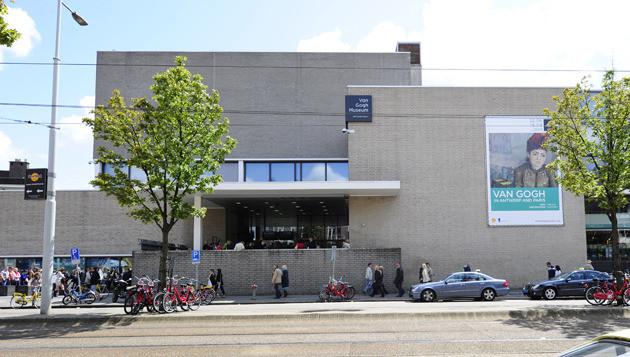 Het Van Gogh Museum in Amsterdam. © ANP