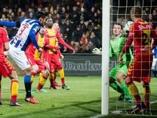 Heerenveen naar simpele overwinning in Deventer