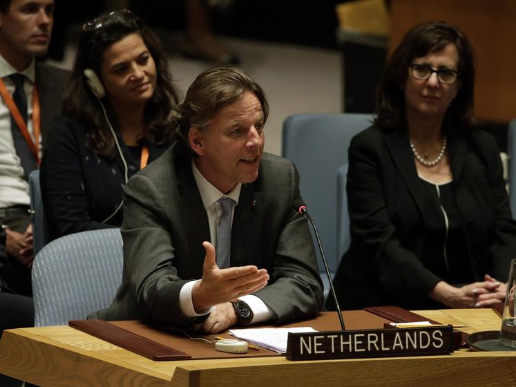 Laatste spurt Nederland voor zetel in Veiligheidsraad