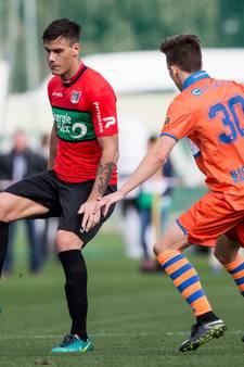 NEC verliest ook tweede oefenwedstrijd in Spanje
