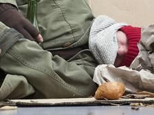 Leger des Heils Ede creëert extra slaapplekken tijdens vrieskou