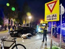 Snorfietser gewond bij aanrijding met auto in IJsselstein