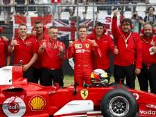 Eerste zege Mick Schumacher in Formule 2