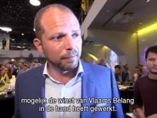 Theo Francken agacé par une question sur la montée du Vlaams Belang