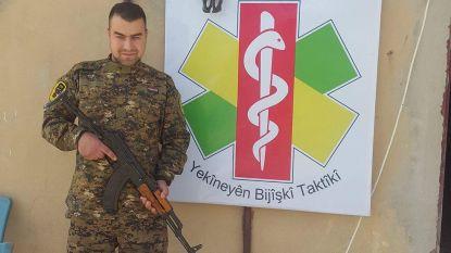 """Deze Nederlander trok samen met de Koerden op tegen IS, nu moet hij naar de rechter: """"Ik ben trots op wat ik heb gedaan"""""""