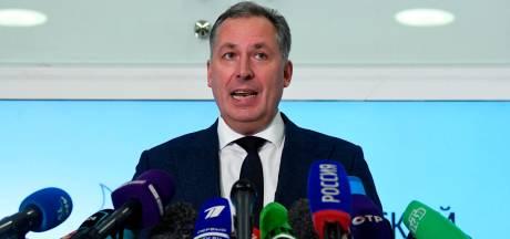 Russische officials: sancties buitensporig en zwaar overdreven