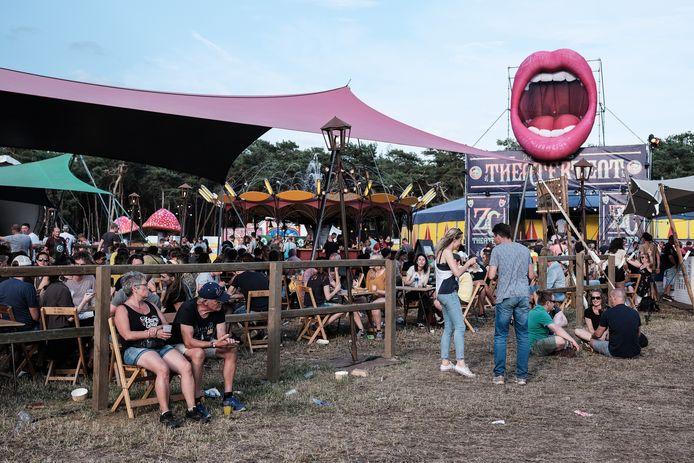 Nu er dit jaar geen Zwarte Cross is, gaan de festivalorganisatoren kijken of het mogelijk is bijvoorbeeld zelf decorstukken te gaan bouwen.
