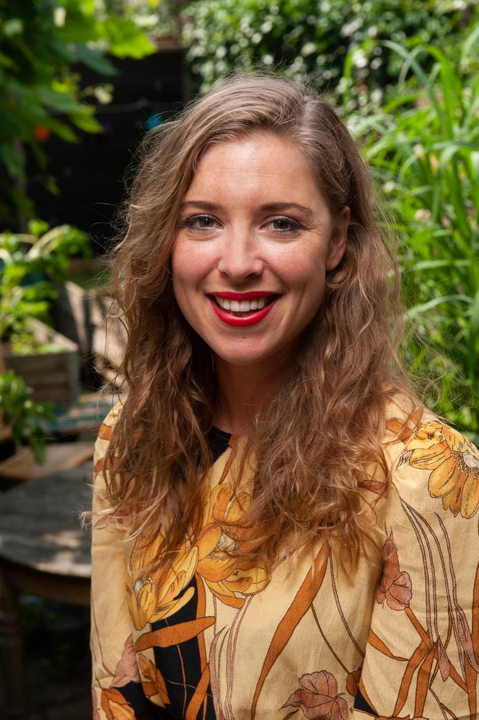 """Larisa Versluis: ,,In Den Bosch miste ik een plek waar alles op het gebied van gezond, groen en duurzaamheid onder één dak samen komt."""""""