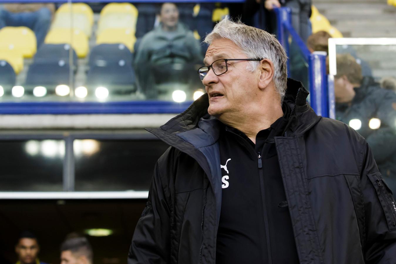 Hennie Spijkerman was tot voor kort assistent van Danny Buijs bij FC Groningen.