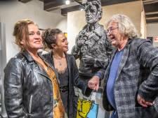 Liefde en erotiek in Herman Brood Museum met weduwe Xandra en dochter Holly Mae