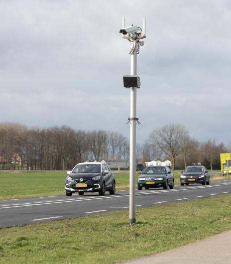 Bij Uithoorn snel trajectcontroles