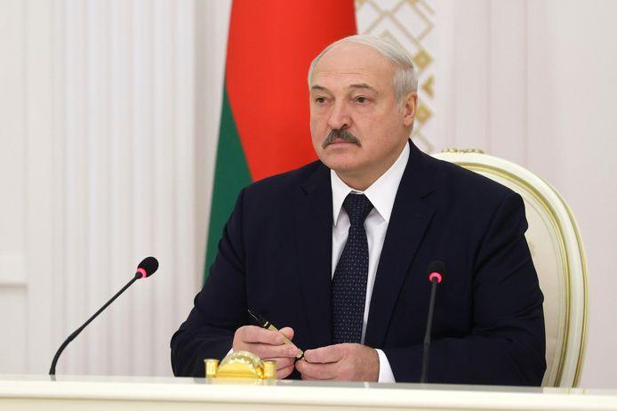 L'indéboulonnable président bélarusse Alexander Loukachenko