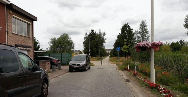 Om het keren te vergemakkelijken, wordt er vanaf 29 juli in de Gallaitlaan in Wilrijk een keerpunt aangelegd.