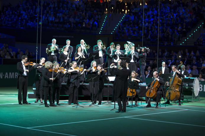 Het Rotterdams Philharmonisch Orkest.